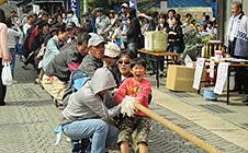 中山道塩名田宿宿場祭り(10月第2日曜日)