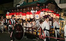 野沢祇園祭(7月下旬)