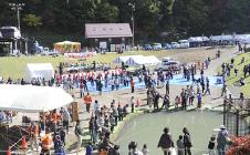 平尾山もみじ祭り(10月最終日曜日)